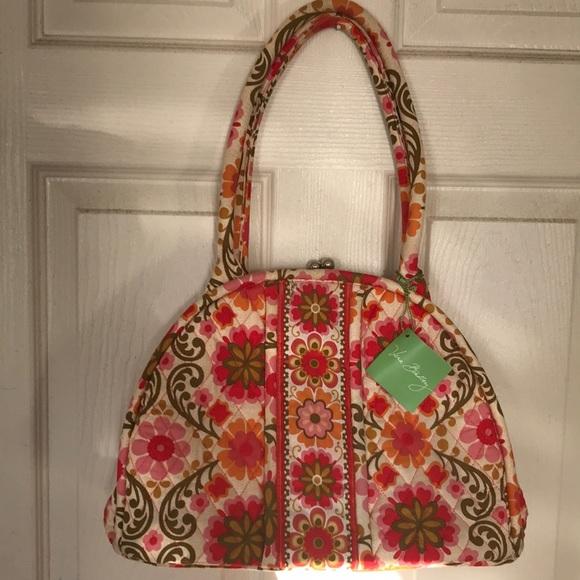 4416ba3e77 Eloise Vera Bradley purse Folkloric pattern